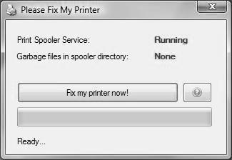 how to delete printing job stuck in queue